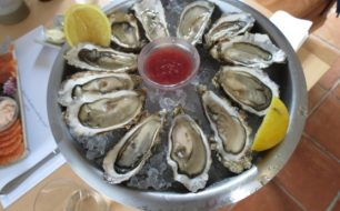Loch_Fyne_Oyster_House_Restaurant_Oyster_Plate