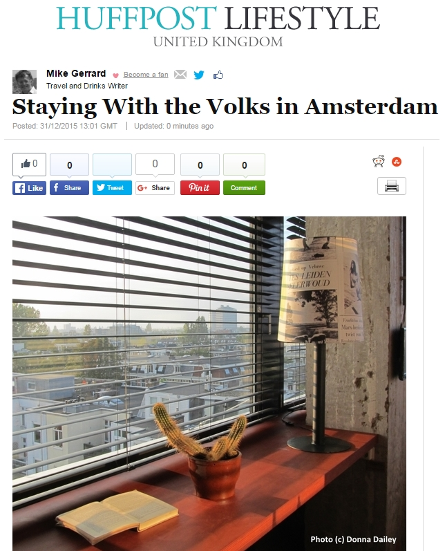 HuffPo Volkshotel review screenshot
