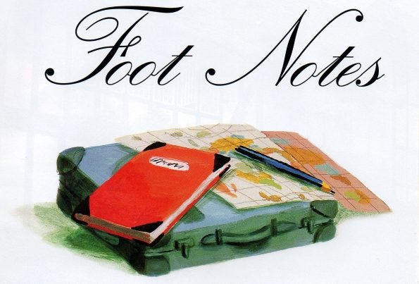 Foot Notes featured image