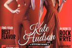 Kate Hudson Chilled Magazine cover story, featuring the Campari Calendar