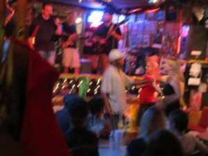 Gip's Place near Birmingham in Alabama, one of the last juke joints in the USA