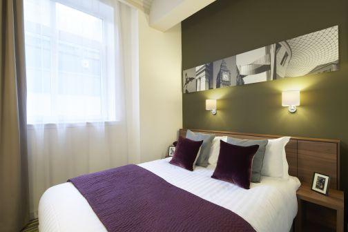 The Citadines Apartment Hotel in Holborn, London