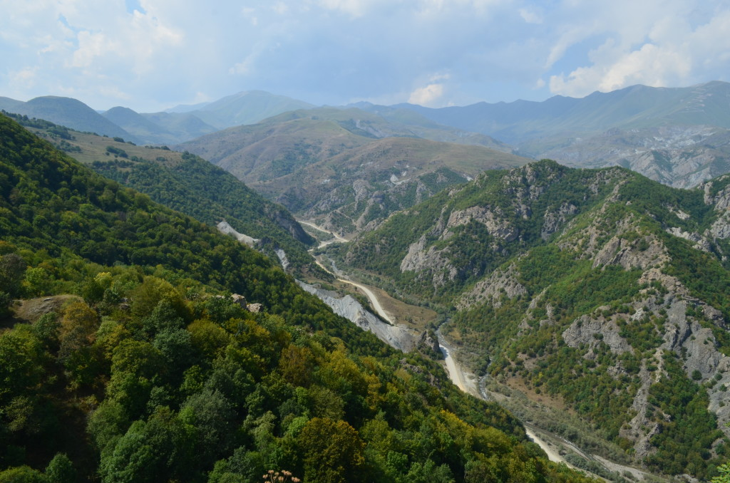The Mountains of Nagorno-Karabakh