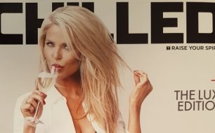 Christie Brinkley Chilled volume 9 issue 6 featured image