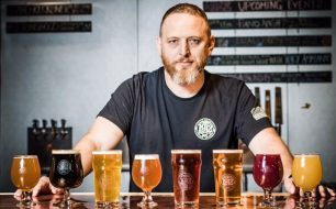 Allan Conger of 1912 Brewing in Tucson