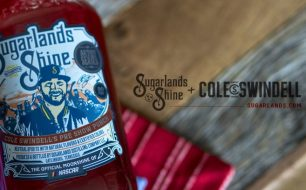 Sugarlands Shine Cole Swindell Pre-Show Punch