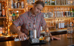 The Exo Bar, one of the six best mezcal bars in Tucson.