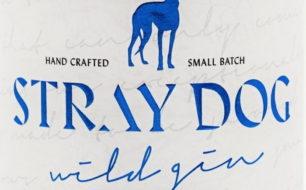 Stray Dog Wild Gin from Greece